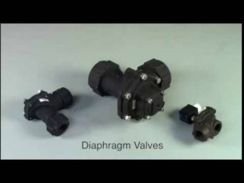 Diaphragm replacement in double diaphragm valve flsmidth next video in 5 ccuart Choice Image